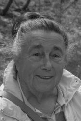 Gertrud Mäntele ist friedlich und dankbar für immer eingeschlafen
