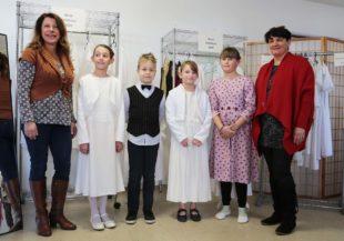 Mode für die Erstkommunion