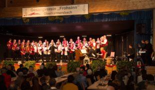 »Frohsinn«-Konzert zum Jahresstart mit verschiedenen Formationen