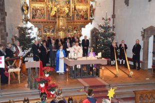 Jubiläumsfeier zum 60-jährigen Bestehen der Alpenverein-Ortsgruppe Nordrach
