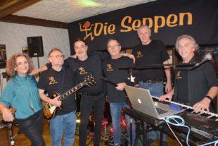 »Die Seppen« starten mit fetziger Rocknacht ins Jubiläumsjahr
