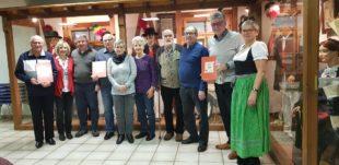 Oberharmersbach ehrte Feriengäste