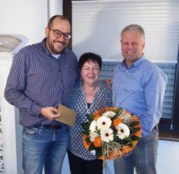 Blumen und VIP-Pakete zum 70. Geburtstag von  Rita Mosmann