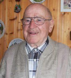 Arthur Lehmann feiert 85. Geburtstag