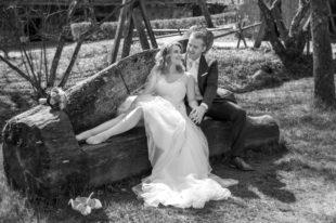 Fotostube Sarah mit tollen Hochzeitsfoto-Ideen