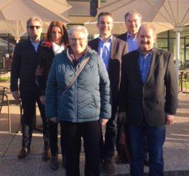 CDU Biberach zu Besuch im Landtag