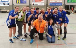 Starke Siege der FVU-Handballer