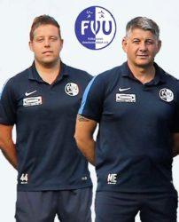 Auch Co-Trainer Manuel Jilg verlässt den FV Unterharmersbach