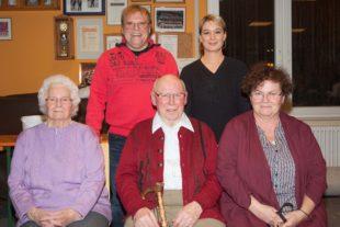 Zahlreiche Glückwünsche für Arthur Berger zum 90. Geburtstag
