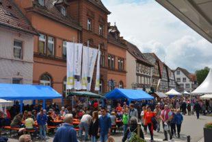 Handels- und Gewerbeverein Zell feiert beim Maifest 2020 das 50-jährige Vereinsjubiläum