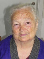 Maria Görlitz feierte 80. Geburtstag