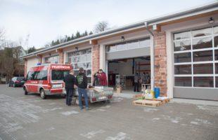 Feuerwehr: Ende der Wartezeit in Sicht
