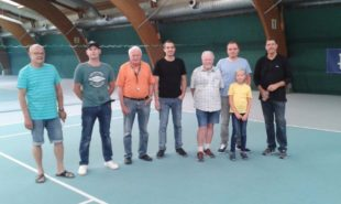 Zeller Tennishalle auf Erfolgskurs