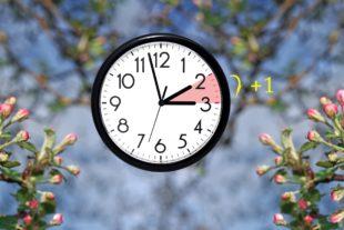 Am Sonntag werden die Uhren vorgestellt