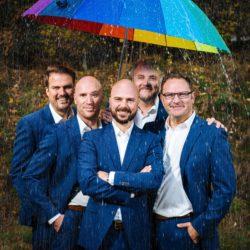 Tourist-Information Oberharmersbach: Konzert »Alte Bekannte« - »Das Leben ist schön«-Tour 2019/20