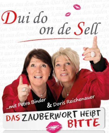 Landfrauen Oberharmerbach: 25-jähriges Jubiläum - Kabarett-Abend mit dem Duo »Dui do no de sell«