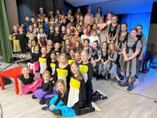 Am Sonntag stehen 100 Kinder bei »Felicitas Kunterbunt« auf der Bühne
