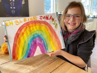 Zeller Grundschüler berichten vom Home-Schooling