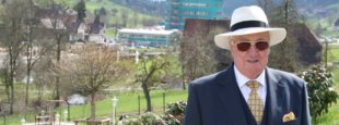 Fabrikant Erwin Junker kann seinen 90. Geburtstag feiern
