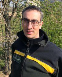 Christoph Müller ist als Förster auch für Biberach zuständig
