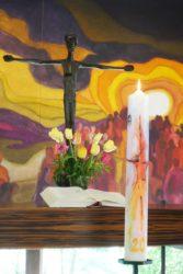 Organist Dieter Benson gab ein Osterkonzert