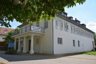 Galerie in der Villa Haiss geöffnet