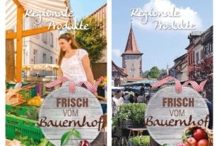 Neuauflage der Direktvermarkter-Broschüre der Ferienlandschaft