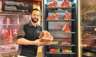 Lange gereiftes Dry-Aged Beef ist der besondere Grillgenuss. Informationen unter www.dry-ager.com/dry-aged-beef/