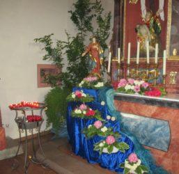 Mai-Altar lädt zum Verweilen ein