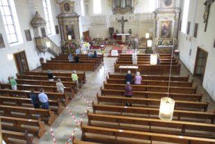 Höchstmögliche Sicherheit in der Kirche