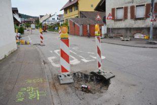 Kreisstraßen werden gesperrt
