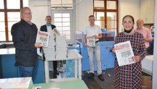 Schwarzwälder Post und Gemeinsames Amtsblatt bilden zusammen eine starke Einheit