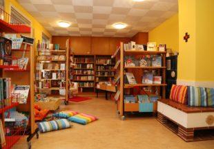 Katholische öffentliche Bücherei ab kommenden Sonntag wieder geöffnet