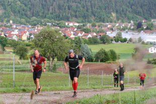 Ausdauersportler überbrücken mit Talumrundung wettkampflose Zeit