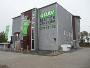 Kletterzentrum Offenburg öffnet schrittweise für Sektions-Mitglieder