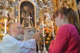 Hochfest »Maria-Patrona Bavariae« zur Eröffnung des Wallfahrtsjahr konnte am 1. Mai nicht gefeiert werden