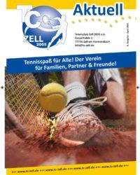 TC Zell 2005 wartet auf den Re-Start