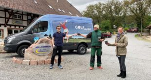 Golfclub Gröbernhof rüstet sich