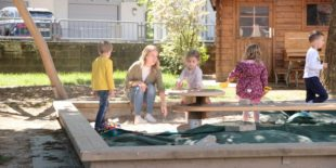 So läuft die Notbetreuung in den Zeller Kindergärten