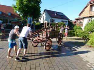 Sommerfest der Unterentersbacher Feuerwehr wegen Corona abgesagt