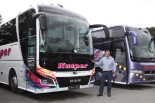 Busunternehmer beklagt durch Shutdown hohe Umsatzeinbußen