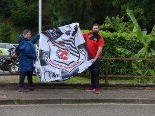 Der SKC bekennt wieder Flagge