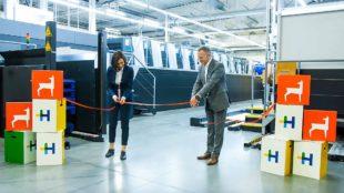 Karl Knauer Poland nimmt Heidelberger Speedmaster XL 106 in Betrieb – Kapazitätssteigerung von 30 Prozent möglich