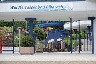 Waldterrassenbad in Biberach bleibt in diesem Sommer geschlossen