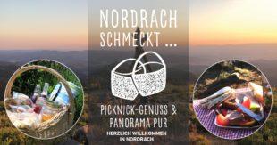 Geführte Picknick-Wanderungen in Nordrach samstags ab 27. Juni