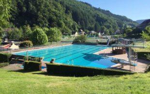 Gemeinde Nordrach öffnet das Schwimmbad nur für Einheimische und Feriengäste