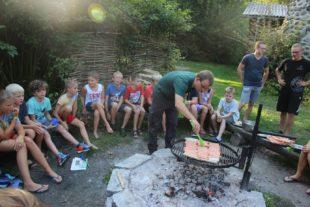 Sommerferienfreizeit: »Kleinen Lager«
