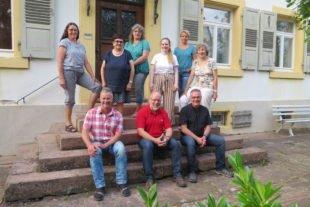 Gemeindeteam Zell bestätigt Brigitte Metzler als Sprecherin