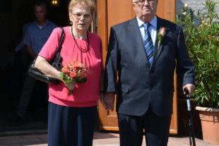 Herbert und Anneliese Armbruster feierten ihre diamantene Hochzeit