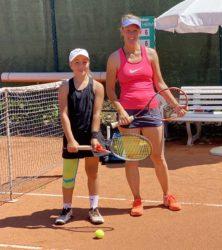 Erneute Niederlage für die Racket-Girls